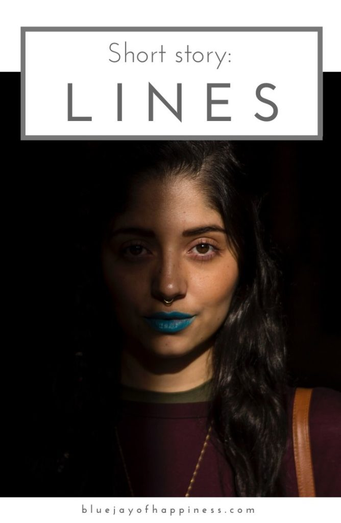 Short story - lines