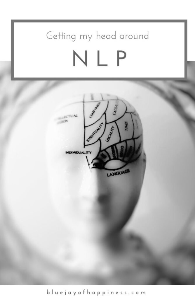 Getting my head around NLP - blog post